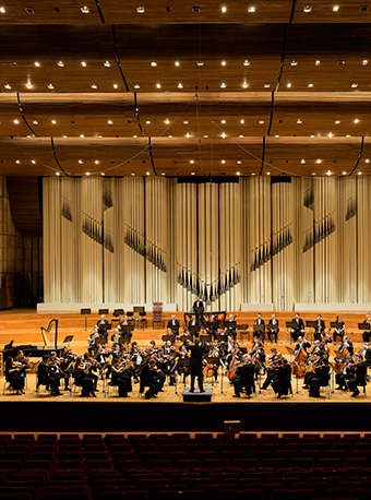 名版唱片录制乐团重现 《梁祝・黄河》交响音乐会广州站