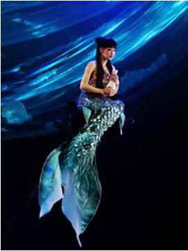 大型儿童剧《东海人鱼》北京站