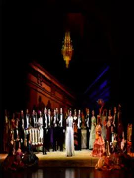 【青岛】陆家嘴信托邀您观赏 2019青岛・大剧院艺术节闭幕演出 中央歌剧院巨献歌剧《茶花女》