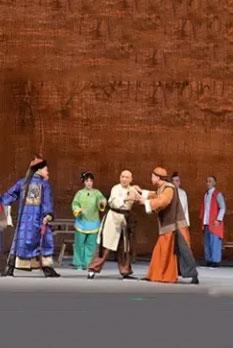 庆祝中华人民共和国成立70周年戏曲节评剧《从春唱到秋》唐山站