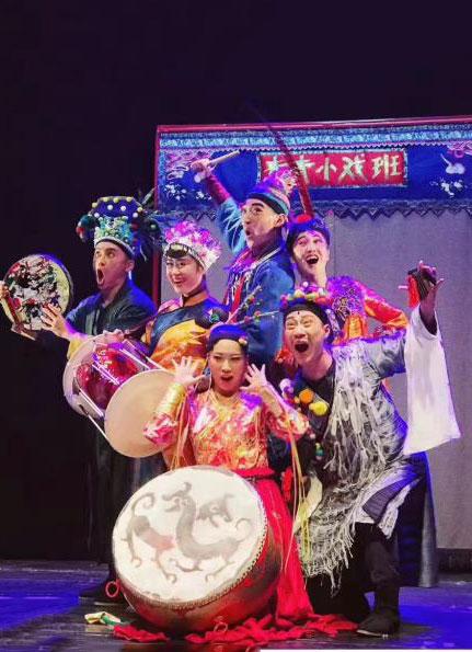 古装儿童剧《国学小戏班》杭州站