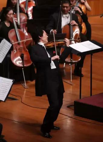 【太原】魔弓传奇――吕思清小提琴独奏音乐会