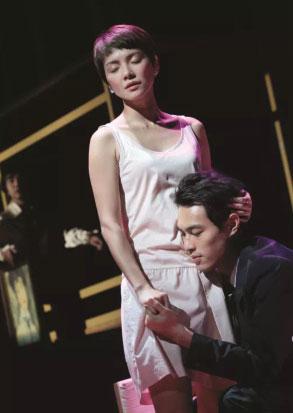 舞台映画《命运建筑师之远大前程》广州站