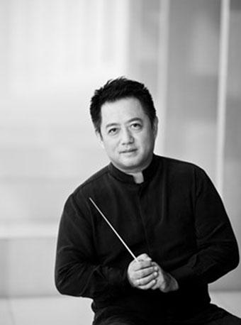 吕嘉指挥澳门乐团国家大剧院管弦乐团与合唱团北京音乐会