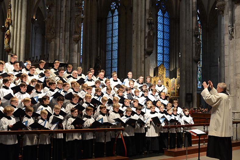 德国科隆大教堂童声合唱团音乐会 长沙站
