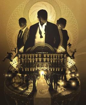 上海《秘密影院:007大战皇家赌场》