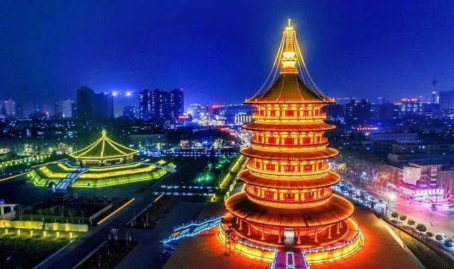隋唐洛阳城国家遗址公园夜游《天堂明堂》+夜游《九洲池》国潮节攻略