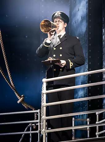 英文原版音乐剧《泰坦尼克号》-广州站