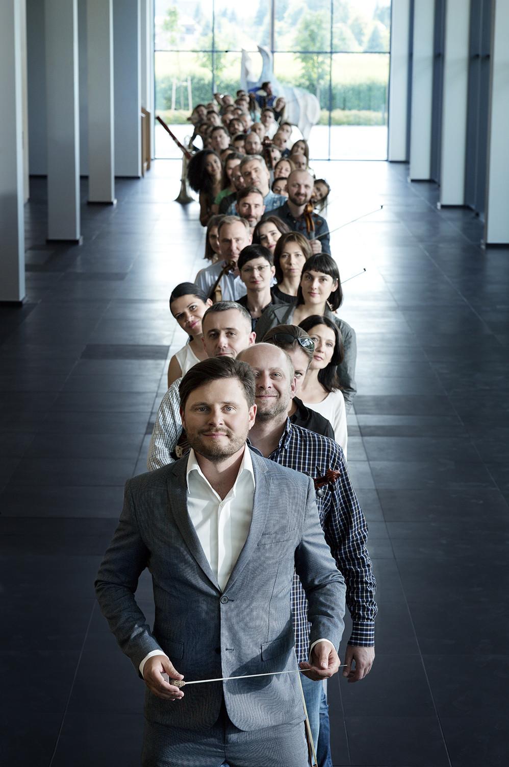 波兰克拉科夫皇家首都管弦乐团与朱立克蒂博长沙音乐会
