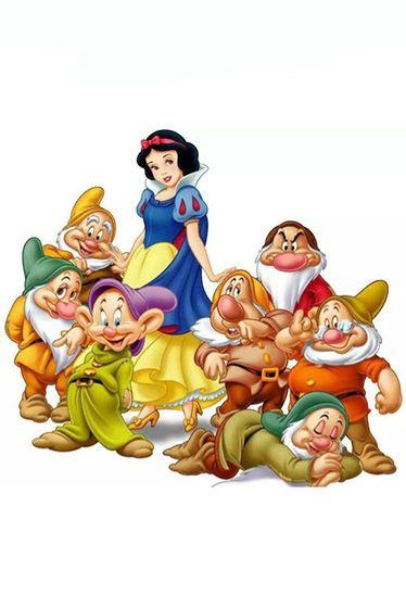 人偶儿童剧《白雪公主和七个小矮人》深圳站