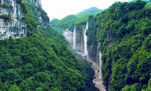 马岭河峡谷怎么样、好玩吗、评价