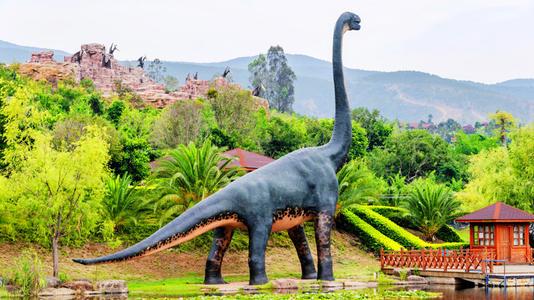 禄丰世界恐龙谷旅游攻略、评价、怎么样