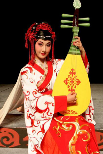 第三届琴台艺术节―汉剧《王昭君》武汉站