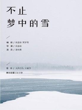 话剧《不止梦中的雪》哈尔滨站