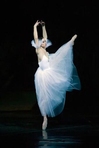 俄罗斯多媒体芭蕾舞剧《吉赛尔》太原站