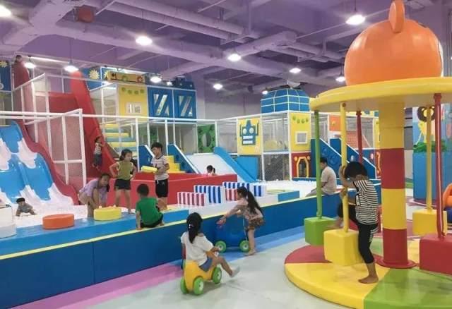 郑州嘻嗳哆儿童乐园