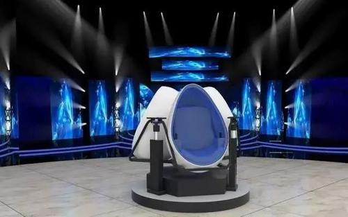 铭一未来VR科技体验馆游玩攻略、怎么样、评价