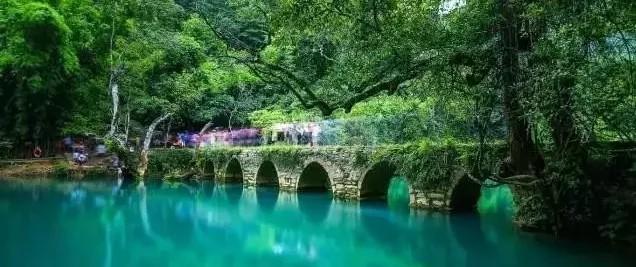 荔波小七孔景区旅游攻略、荔波小七孔景点介绍