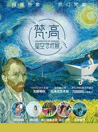 【上海】上海松江梵高梦境星空馆