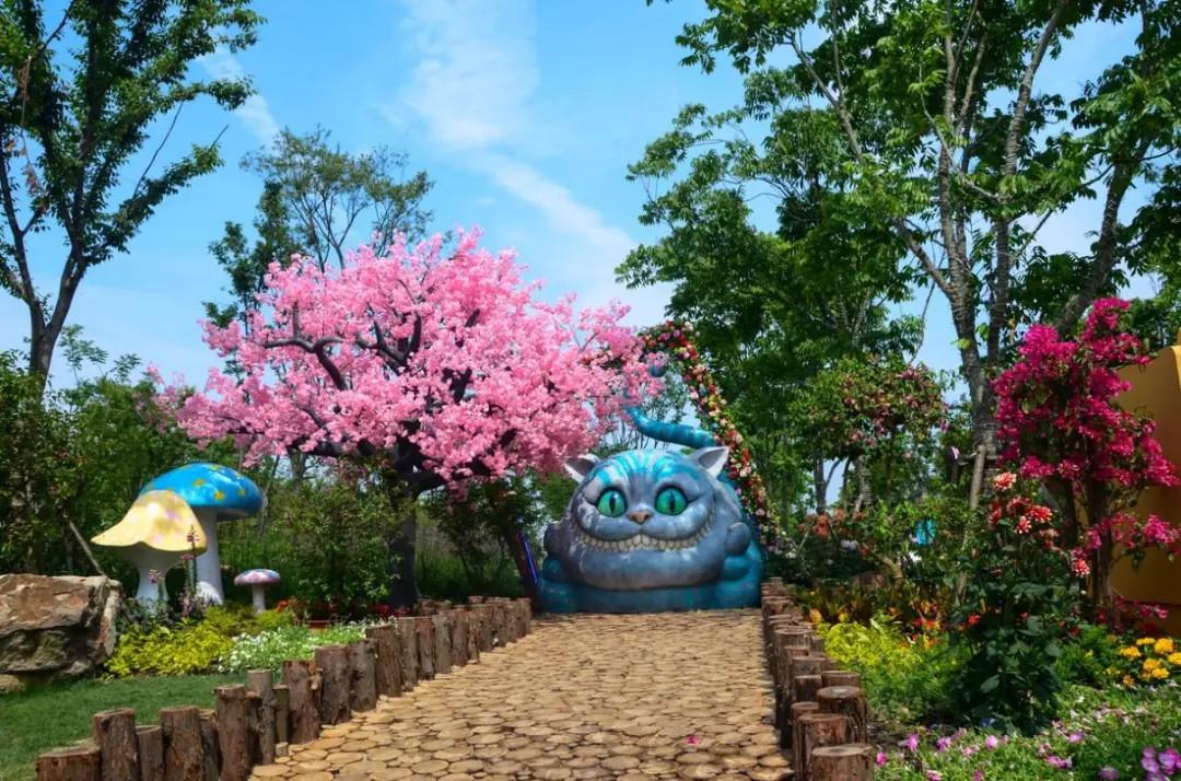 上海奇迹花园门票、门票预订、优惠门票