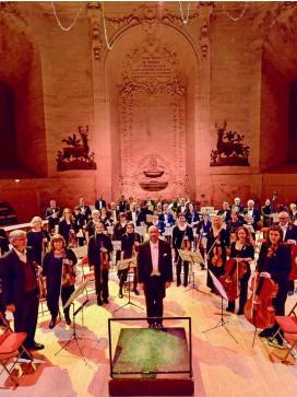 法国巴黎爱乐乐团成都音乐会
