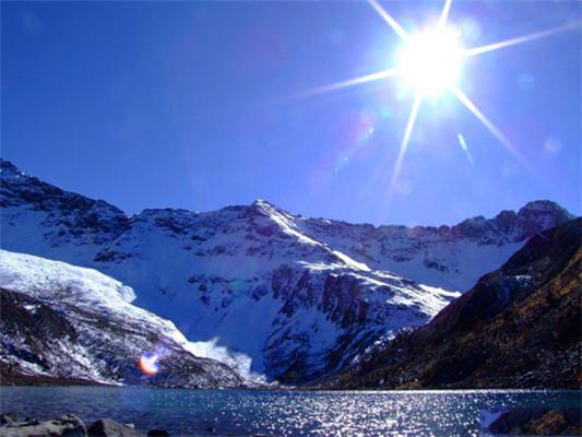 达古冰川风景名胜区