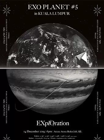 【吉隆坡】EXO Planet #5-EXplOration in KualaLumpur 2019