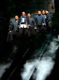 大型民族歌剧《沂蒙山》郑州站