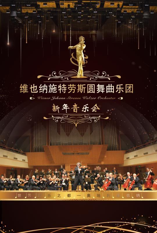 维也纳约翰施特劳斯圆舞曲乐团武汉新年音乐会