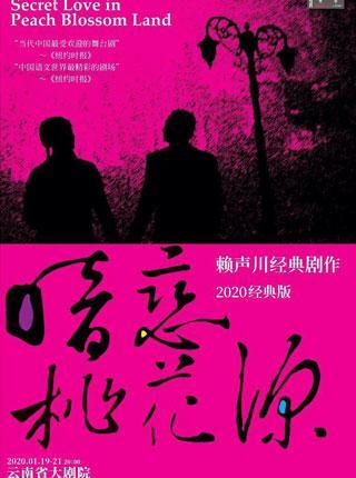 【昆明】黄磊 孙莉 何炅赖声川经典话剧《暗恋桃花源》
