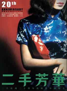 「二手芳华」二手玫瑰二十周年沈阳跨年演唱会