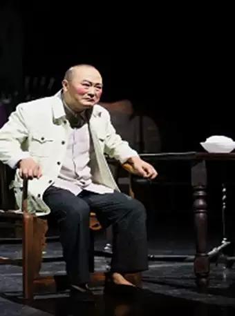 滑稽剧《陈奂生的吃饭问题》张家港站