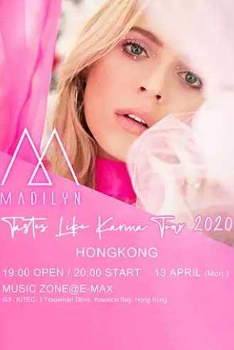 Madilyn Bailey香港演唱会