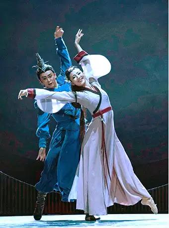 舞剧《花木兰》广州站
