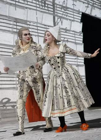 """2020深圳""""一带一路""""国际音乐季 费加罗的婚礼 德国汉堡国家歌剧院"""