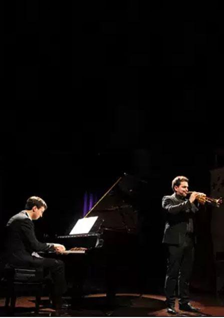 大卫葛里耶和奥利维耶穆兰天津音乐会