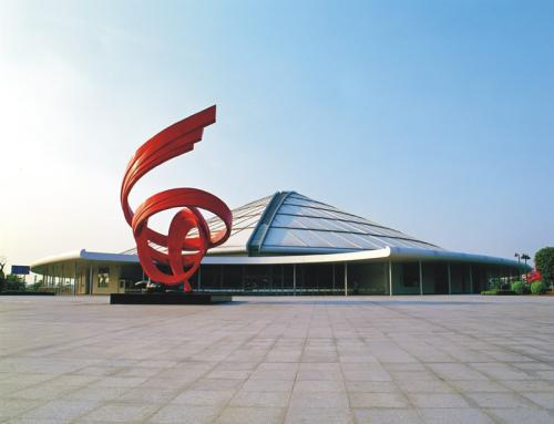 广州体育馆2号馆