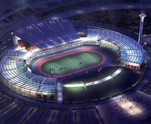 新亚洲体育城星耀体育场