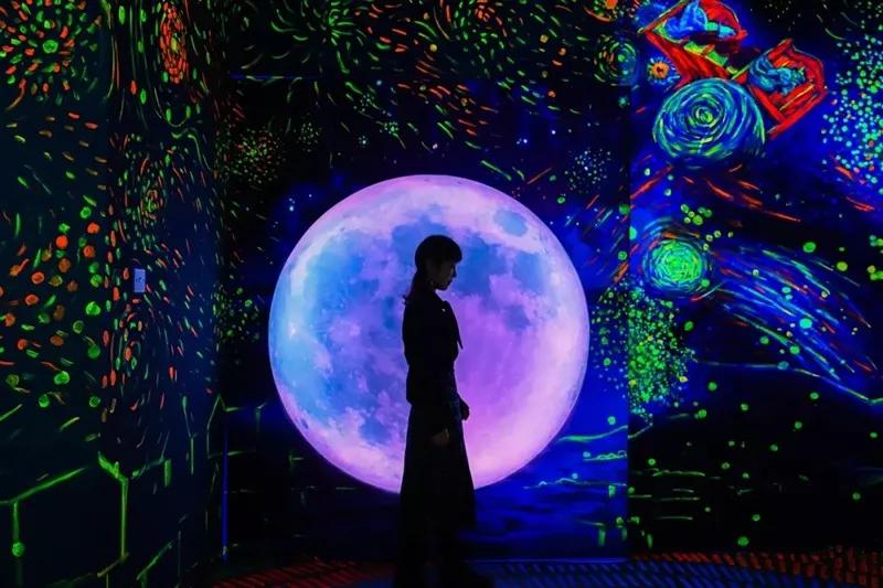 苏州梵高星空艺术馆