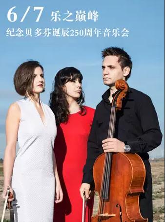 乐之巅峰纪念贝多芬诞辰250周年武汉音乐会