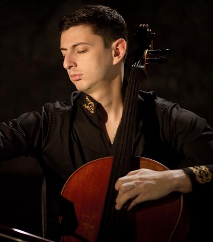 奈瑞克与奥克萨那演绎贝多芬大提琴奏鸣曲全集广州站