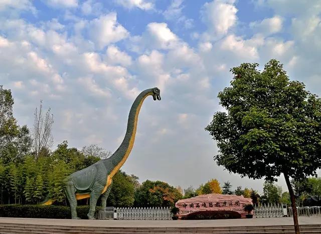 西峡恐龙园