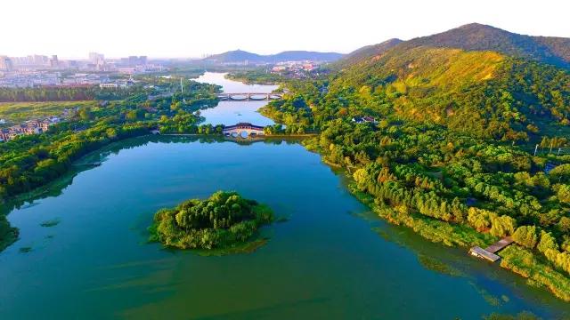长广溪国家湿地公园