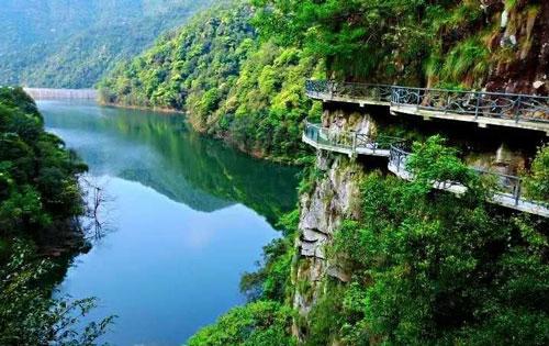 江西圣井山景区