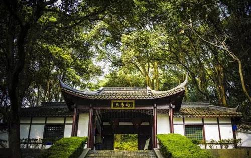 上海佘山天马山园