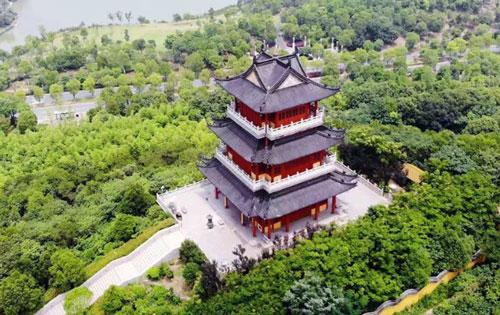张家港凤凰山景区