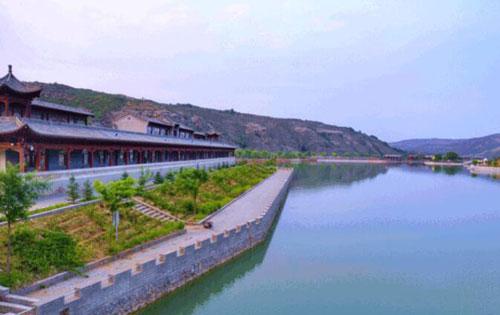神木碧麟湾景区