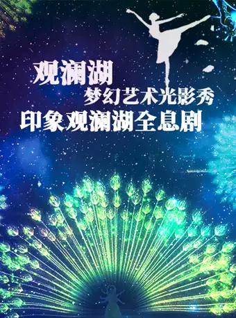 深圳印象观澜湖全息剧