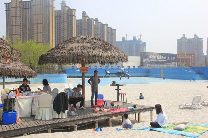 郑州奥帕拉拉沙滩烧烤派对