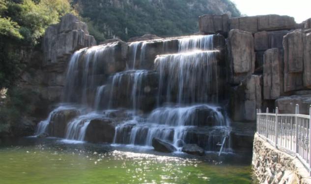 保定唐县潭瀑峡